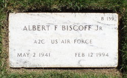 Albert F Biscoff, Jr