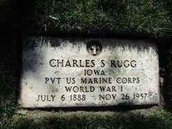 Charles S Rugg