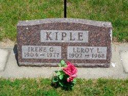 Leroy L Kiple