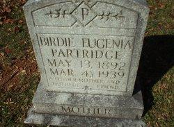 Birdie Eugenia Partridge