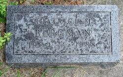 Beatrice M Bergman