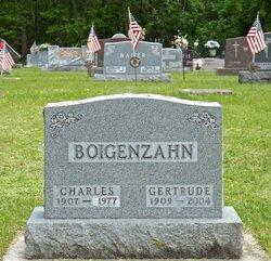 Charles Boigenzahn, Sr