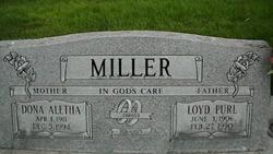 Loyd Miller