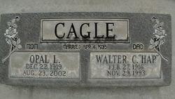 Opal Louise <I>Whittenborn</I> Cagle