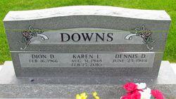 Karen Lee <I>Lowe</I> Downs