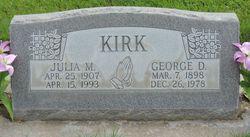 George Dewey Kirk