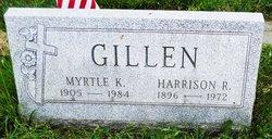 Harrison R. Gillen