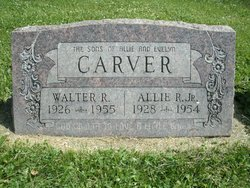 "Allen Ray ""Allie"" Carver, Jr"