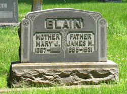 Mary J <I>Kelly</I> Blain