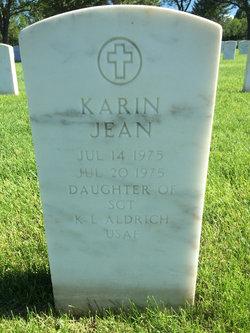 Karin Jean Aldrich