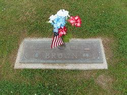 "Harold E. ""Brownie"" Brown"