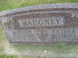 Angeline <I>Connor</I> Mahoney