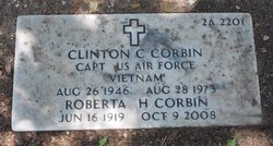 Clinton C Corbin