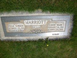 Elwin Wade Marriott