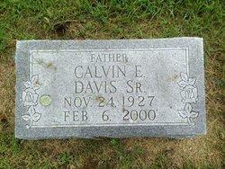 Calvin Eugene Davis, Sr