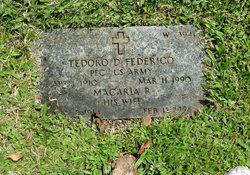 Macaria R Federico
