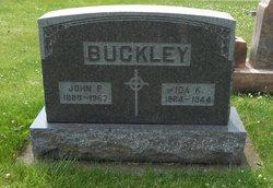 Ida K <I>Bachman</I> Buckley
