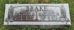 Nicholas H Brake