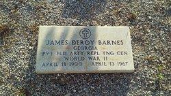 James DeRoy Barnes
