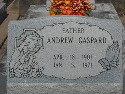 Andrew Gaspard