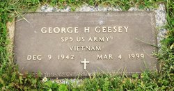 George H. Geesey, Jr.
