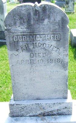 Leah <I>Beshore</I> Hoover