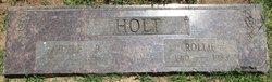 Myrtle Bell <I>Nichols</I> Holt