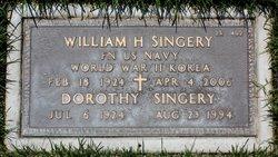 Dorothy Singery
