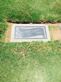 Kate <I>Coon</I> LaRue