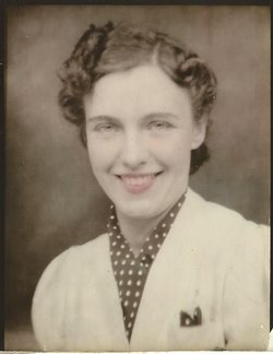Margaret Ann <I>Blair - Carter</I> Johnson
