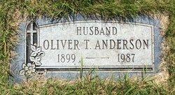 Oliver Theodore Anderson