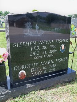 Stephen Wayne Fisher