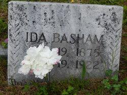 Ida Bathsheba <I>Bailey</I> Basham