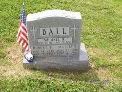 Robert F Ball