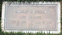 Robert V Fierro