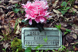 Nola Beth <I>Hall</I> Kimble
