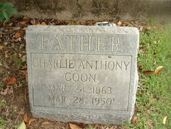Charlie Anthony Coon