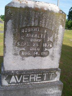 Robert F Averett