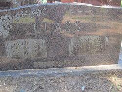 Annie Lee <I>Moffett</I> Glass