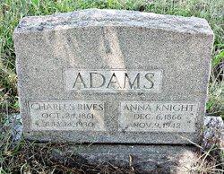 Charles Rives Adams