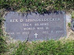 Rex Dewaine Shindeldecker