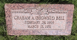 """Graham A. """"Brownie"""" Bell"""