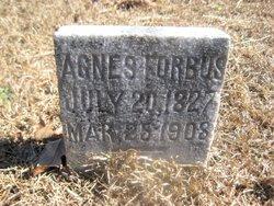 Agnes <I>Waldroup</I> Forbus