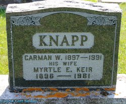 Carman William Knapp