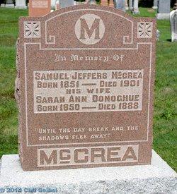 Samuel Jeffers McCrea