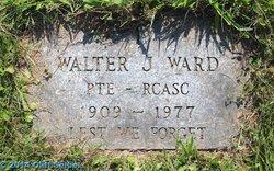 Walter John Ward