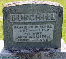 "Francis C. ""Frank"" Burchill"