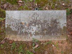 """Oscar John """"O. J."""" Finley"""