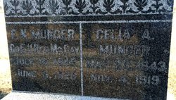Celia Ann <I>Vaux</I> Munger