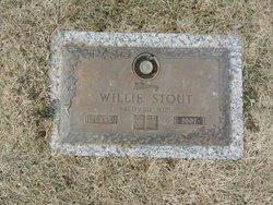 "Willye Margaret ""Willie"" <I>Jean</I> Stout"